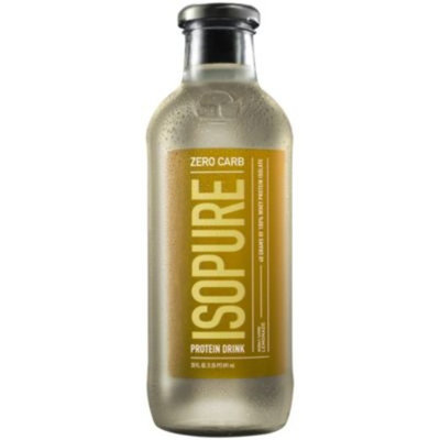 Isopure Zero Carb - LEMONADE (12 Drinks) by Isopure at the Vitamin Shoppe