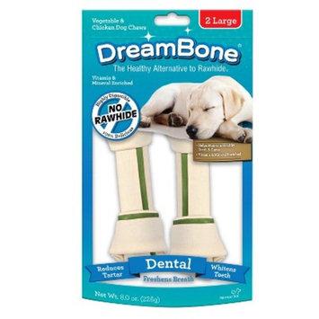 DreamBones Dental Chews - (L) (2-Pack)