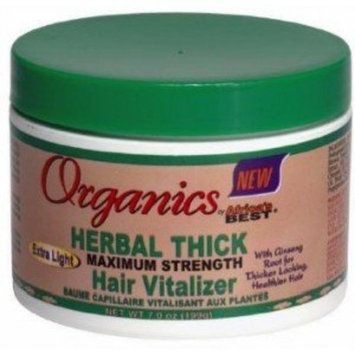Africas Best Orig Olive Oil Cream Therapy 7.5 Ounce Jar (221ml)