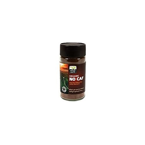 (2 Pack) - Whole Earth - Organic Nocaf   100g   2 PACK BUNDLE: Health & Personal Care