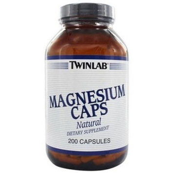 Twinlab, Magnesium 400Mg, 200 CP (Pack of 1)