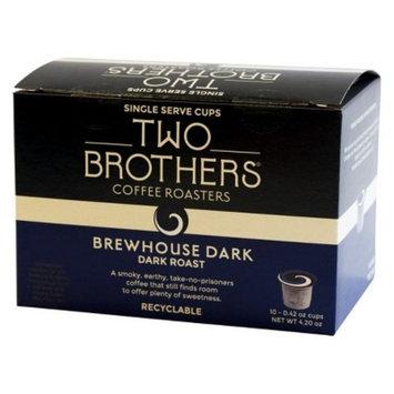 Two Brothers Brewhouse Dark Roast Keurig K-Cups - 10ct