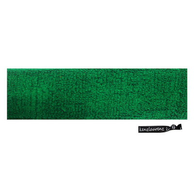 Kenz Laurenz Sweatband Terry Cotton Sports Headband Sweat Absorbing Head Band Green