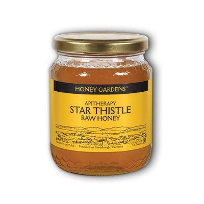 Raw Honey Star Thistle Honey Gardens 1 lb Liquid