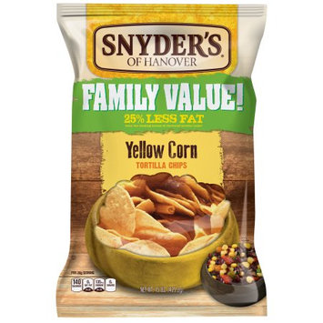 Snyders-lance Snyder's of Hanover, Yellow Tortilla Chips, 15 Oz