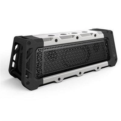 Ingram Micro D Fugoo - Tough Xl Portable Bluetooth Speaker - Black/aluminum