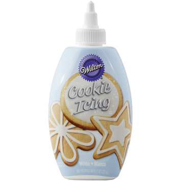 Wilton White Cookie Icing, 9oz