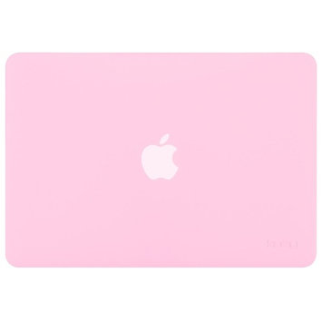 Kuzy BABY PINK Rubberized Hard Case Cover for Apple MacBook Pro 15.4