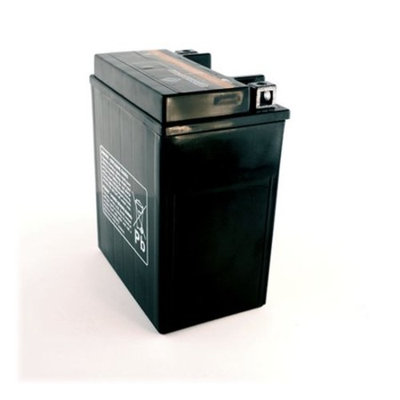 YTX14AH-BS Power Sports Battery Replaces EXT15 CYTX14AH-BS M62H4A 44004