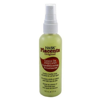 Hask Placenta Leave-In Conditioning Treatment Original 5 oz. (Case of 6) by Hask