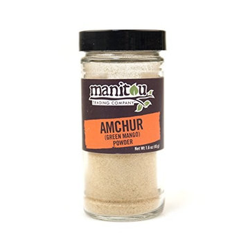 Amchur Powder, 1.6 Oz Glass Jar