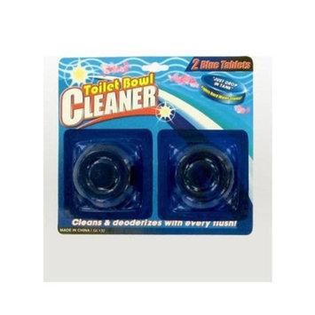 72 Packs of Toilet bowl cleaner tablets