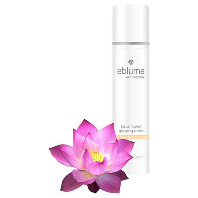 Bronson Eblume Lotus Flower Ginseng Toner, 6.8 oz