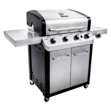 Char-Broil Signature 4 Burner Cabinet Gas Grill