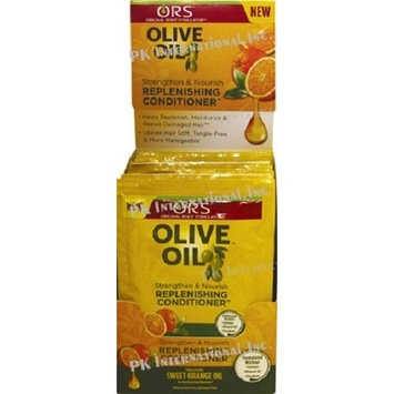 [ WHOLE CASE 12PCS] ORS OLIVE OIL REPLENISHING CONDITIONER W SWEET ORANGE OIL : Beauty