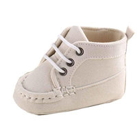 For 0-18Months Boys,Clode® Newborn Baby Girl Boys Bandage High Top Sneaker Shoes Anti-slip Soft Sole Toddler