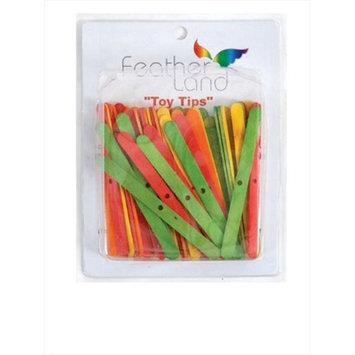 Caitec Bird Toys Caitec 571 Popsicle Sticks - Pack of 100