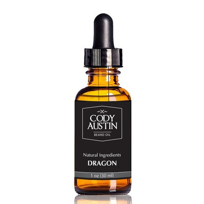 Cody Austin Beard Oil and Conditioner, Classic Scent, Made With Organic Oils [Classic]
