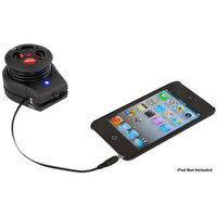 PyleHome PMS6B Bass Expanding Chainable Rechargeable Mini Speakers - Black