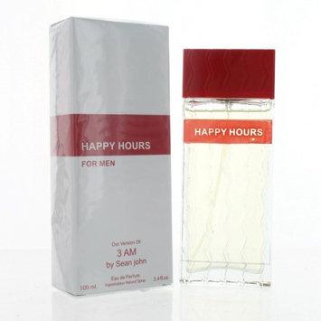 HAPPY HOURS by SECRET PLUS 3.4 OZ EAU DE PARFUM SPRAY for MEN
