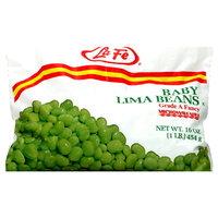 La Fe Foods La Fe Baby Lima Beans, 16 oz