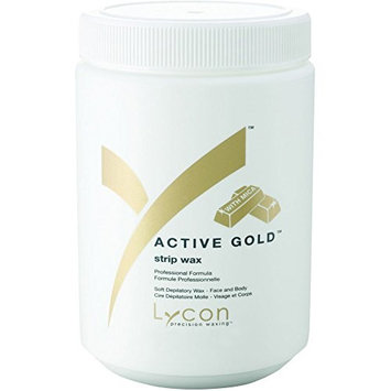 Lycon Active Gold Soft Strip Wax 27 oz