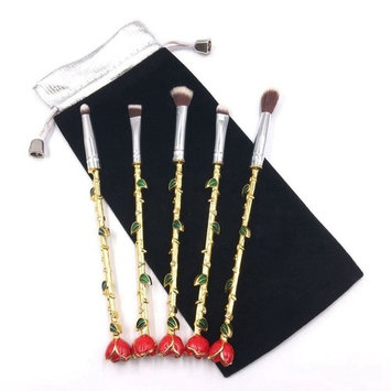 5pcs Makeup Brush Set Eye Eyeshadow Blending Brushes Cosmetic Makeup Tool Kit