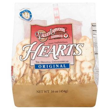 Valley Lahvosh Baking Company Valley Lahvosh, Cracker Heart Original, 16 Oz (Pack Of 10)