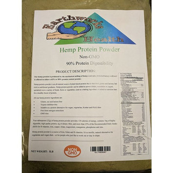 Hemp Protein Powder 5lb Bag