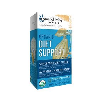 Essential Living Foods Diet Support, 15 Ctt
