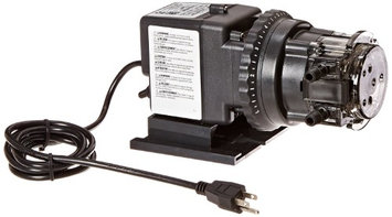 Stenner Pump Company Stenner 85MJL5A3STAA 120V 25PSI 85M5 Single Head Adjustable Output Pump