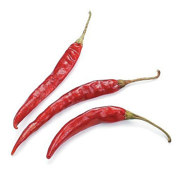 OliveNation De Arbol Dried Whole Chile Peppers - 2 oz.