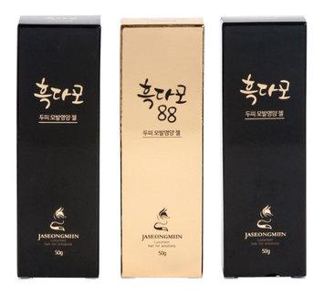 Jaseonmiin 88 Pore Opening/Vitamin Hair Growth Gel (Pack of 3)