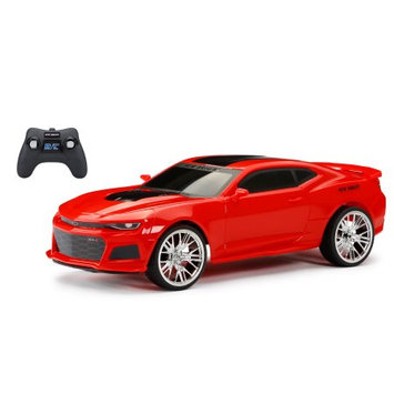 New Bright Industrial Co. Ltd. New Bright 1:12 R/C Chargers Camaro - Red