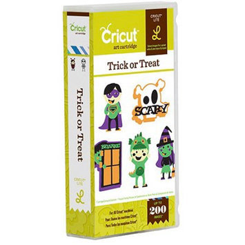 Provo Craft 2001676 Cricut Trick Or Treat Cartridg