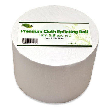 Karlash Premium Muslin Waxing Roll Hard 3.5 x 40 yrd
