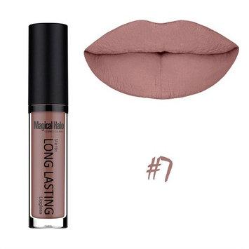 Matte Lipstick Colorstay Lip Gloss Womens Purple Shimmer Colorful Long Lasting Makeup Lipgloss