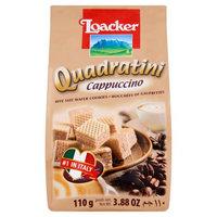 Loacker, Wafer Qudrtni Capcno 110G, 3.88 Oz (Pack Of 12)