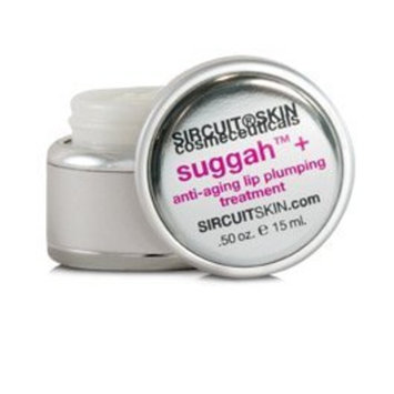 Sircuit Skin - SUGGAH+ Anti-Aging Lip Plumping Treatment, 0.5 oz.