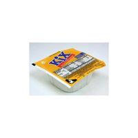 General Mills Kix Cereal Crispy Corn Puffs, Bowl Pak, 0.63 Ounce - 96 per case.