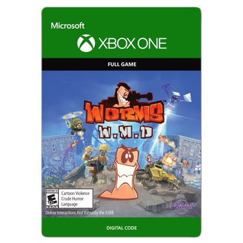 Incomm Xbox One Worms W.M.D. (email delivery)