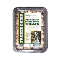 Healthy Breeds 840235146636 8 oz Great Dane All Natural Freeze Dried Treats Chicken Breast