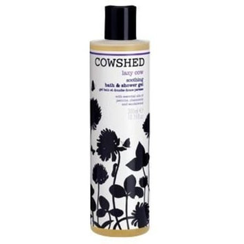 Cowshed Lazy Cow Soothing Bath & Shower Gel 300ml - Pack of 6