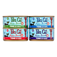 Tiki Aloha Friends Variety Pack All Stages Canned Cat Food, 3 Oz, 12 Ct