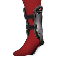 Swede-O Arch Lok Hinged Ankle Brace Footplate Black Right Medium