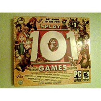 Brand Name Play 101 Premium Games Collection