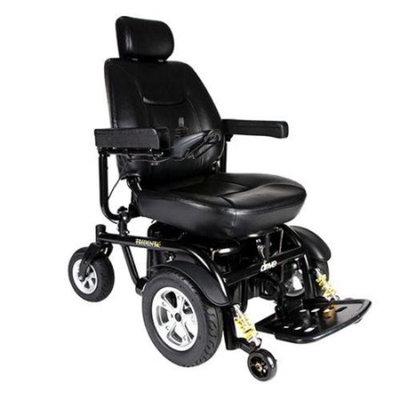 Drive Medical Trident HD Heavy Duty Power Wheelchair, 24