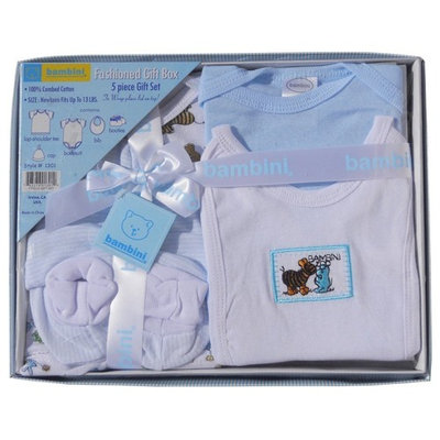 5 Piece Gift Box - Blue