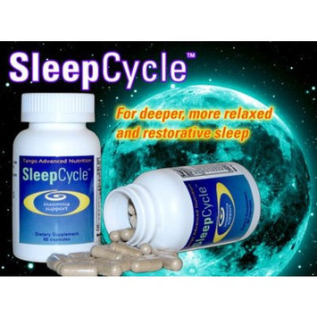 Sleep Cycle (60 caps) Sleep Restoration Formula Brand: Tango