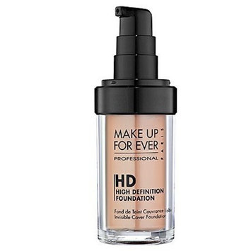 MAKE UP FOR EVER HD Invisible Cover Foundation 145 Neutral 1.01 oz